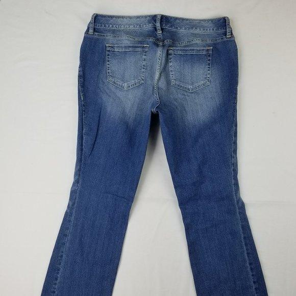 Torrid Denim Sz 10R Barely Boot Women's Blue Jeans